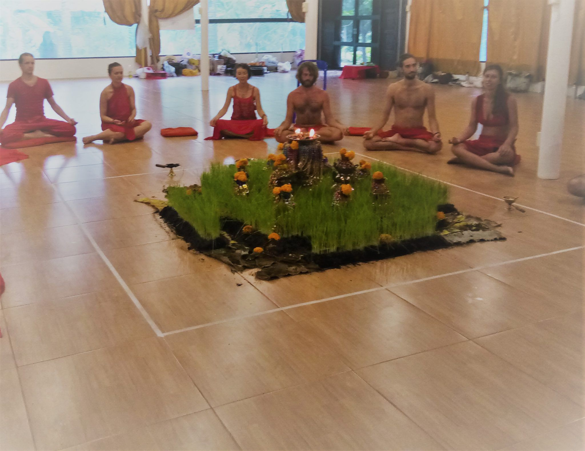 Traditional Tantra Training