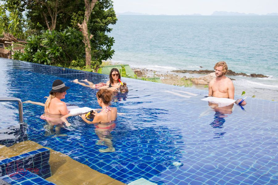 Warm and Cold Water Rebirthing Training