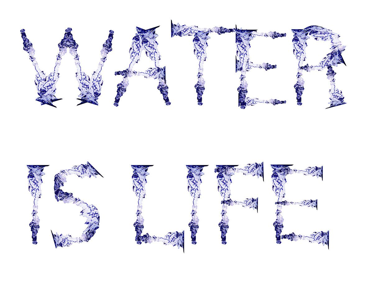 water-is-life-type-e